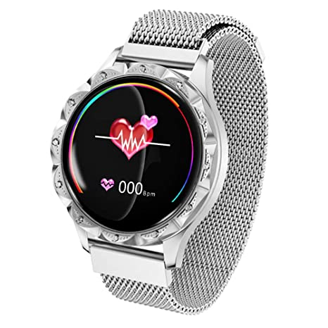 Amazon.com: Peodelk D18 Smartwatch Bluetooth Color Pantalla ...