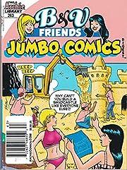 B & V Friends Jumbo Comics #263 por Archie…