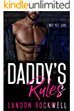Daddy's Rules (Boston Daddies, Book 2)