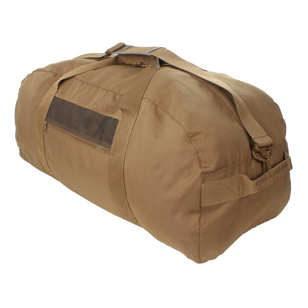 Sandpiper of California Troop Duffle Bag, Coyote Brown by Sandpiper of California (Image #3)