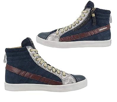 97aafdeffe127f Diesel Herren Schuhe Sneaker D-String Plus Sneaker  Amazon.de ...