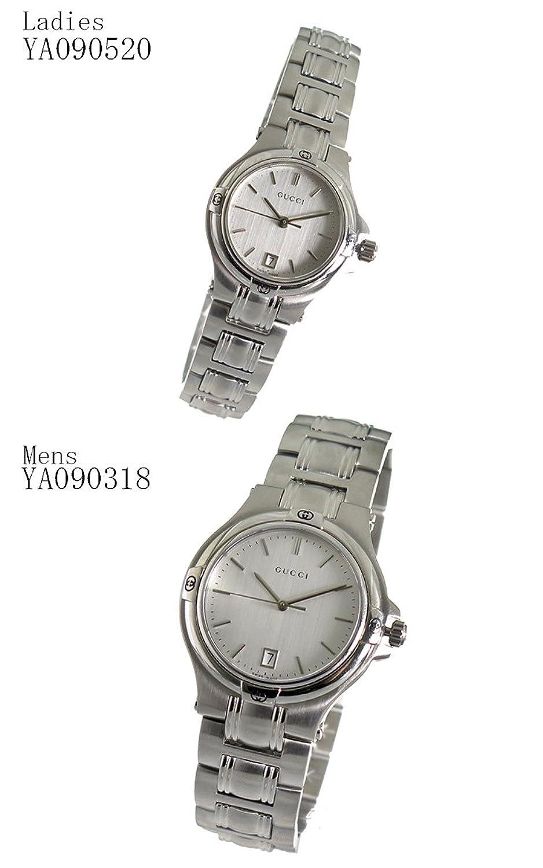 9eba4d67c58b GUCCI 【送料無料】 クオーツ 腕時計 グッチ YA090318 YA090520 【ペアウォッチ】