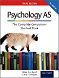 The Complete Companions: AS Student Book for AQA A Psychology (Third Edition)