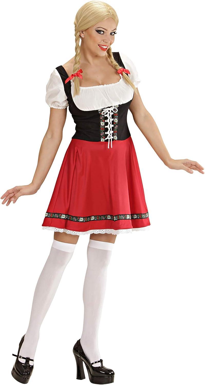 56779 XS WIDMANN Costume da Bavarese per Adulti