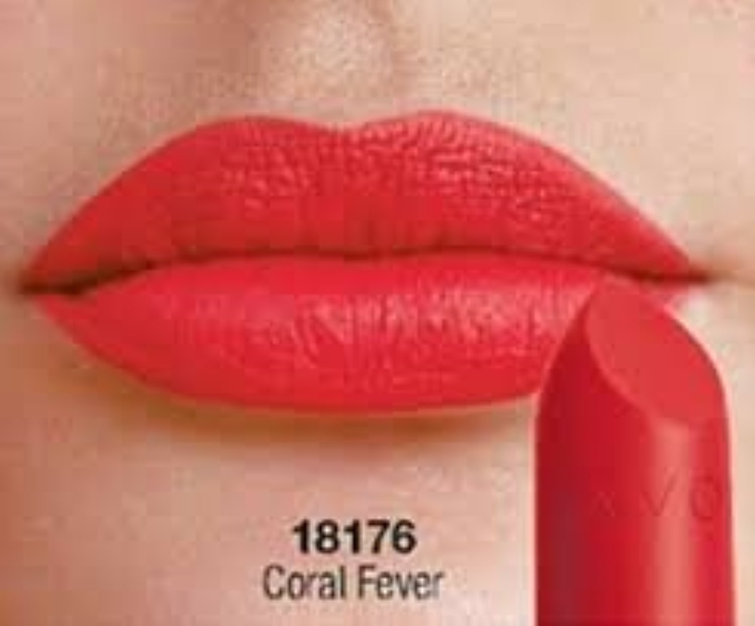 Buy Avon True Color Perfectly Matte Lipstick Coral Fever 4g Online