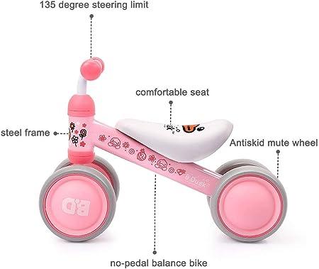 JBC Bebé Balance Moto Bicicleta Andador para Bebé Juguetes para ...