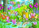 Ravensburger Fairy Playland - 100 Pieces Puzzle