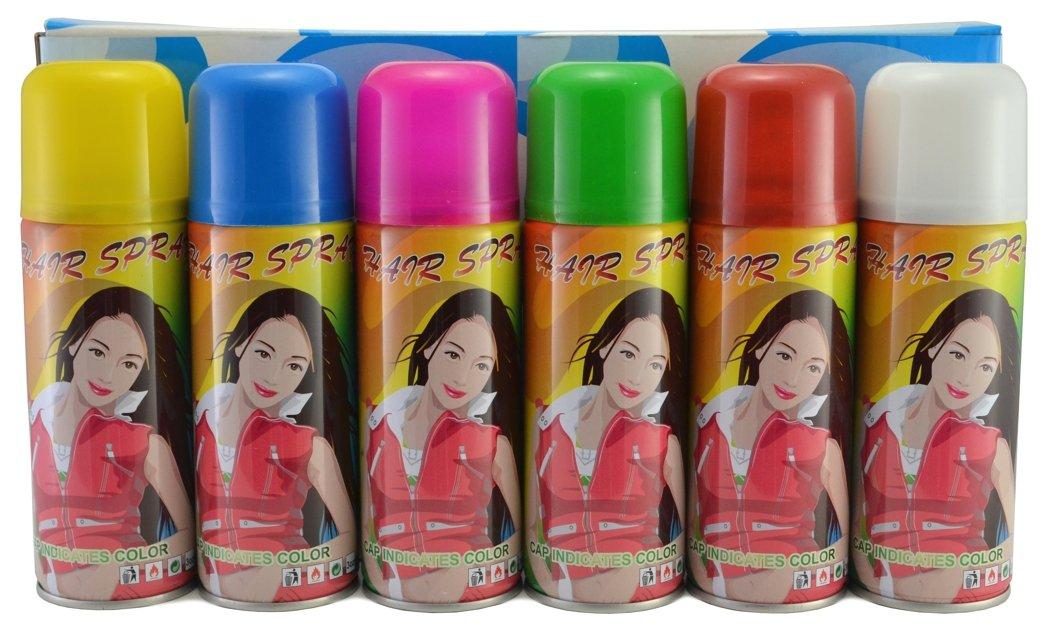 Amazon Temporary Hair Color Spray 3 Oz Case 24 Cans