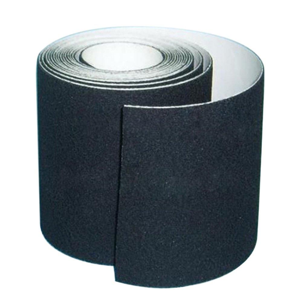 Antideslizante Cinta adhesiva seguridad Alta tracci/ón interior abrasivos adhesivo para escaleras banda de rodadura paso Al aire libre # 81067 mejor agarre fricci/ón
