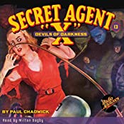 Secret Agent X #13: Devils of Darkness | Emile C. Tepperman