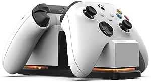 Estación de carga doble para Xbox X|S & Xbox One - Negro - Standard Edition