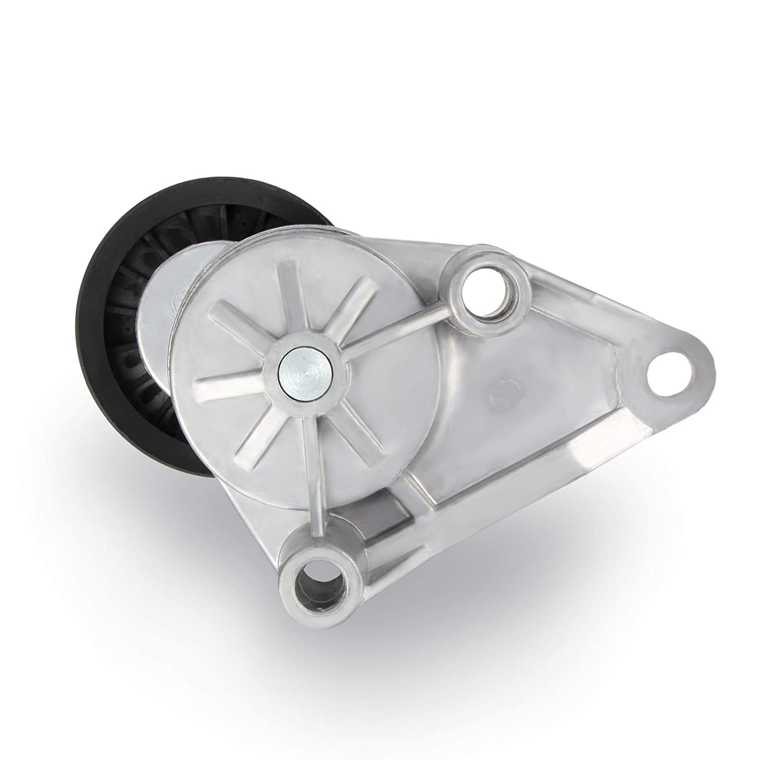 Dromedary Automatic Belt Tensioner and Pulley Assembly 88929140 38158