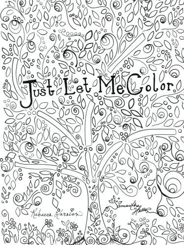 Just Let Me Color pdf