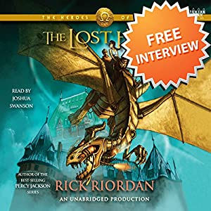 An Interview with Rick Riordan Speech