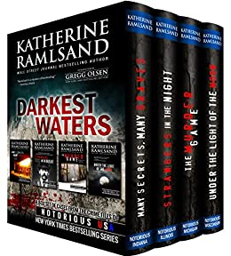 #freebooks – Darkest Waters (True Crime Box Set): Notorious USA by Katherine Ramsland