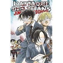 L'Attaque des Titans - Junior High School T05 (French Edition)
