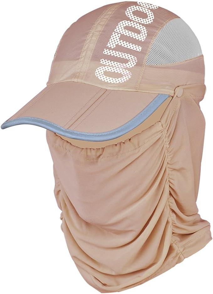 Sombrero de Verano Deportes al Aire Libre de la Mujer Cap Sombrero ...
