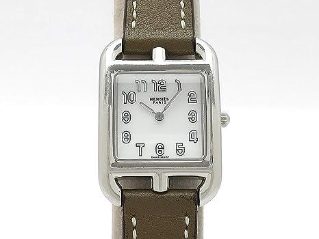 new style 90584 92832 Amazon | (エルメス)HERMES 腕時計 ケープコッド レディース時計 ...