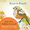 Room to Breathe: An At-Home Meditation Retreat with Sharon Salzberg Speech by Sharon Salzberg Narrated by Sharon Salzberg