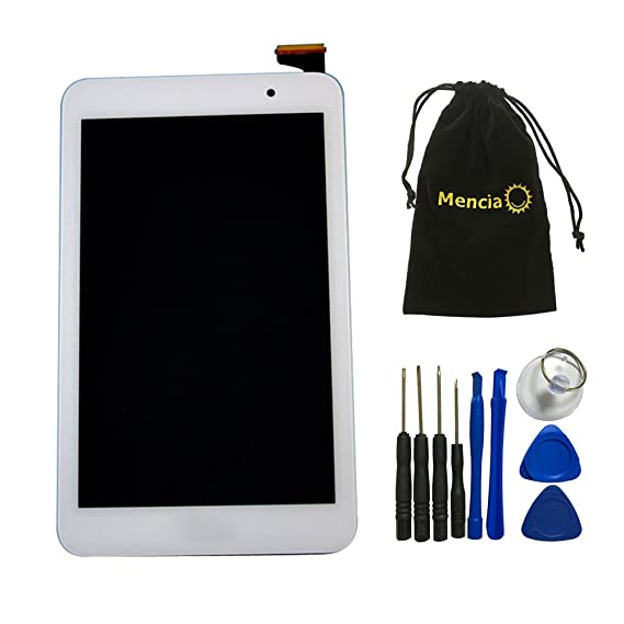 Amazon com: Mencia Replacement LCD Display Touch Digitizer