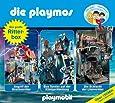 Die Playmos - Die Große Ritter-Box, Folge 2, 8 und 20; 3-Original-Hörspiele
