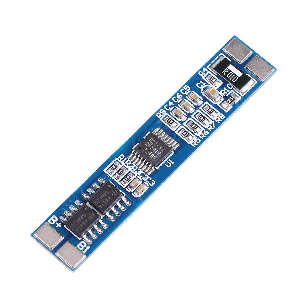 3S 12V 18650 Lithium Protection Board BMS Module Li-Ion Li-Polymer Battery Pack 11.1V 12.6V 8-10A Zerone