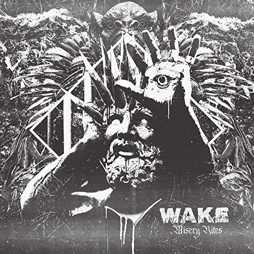 CD : The Wake - Misery Rites (CD)