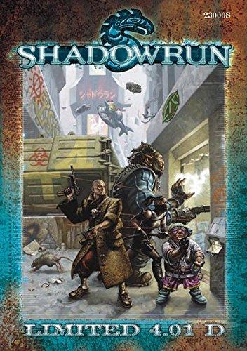 Shadowrun 4.01D Limitierte Edition: Shadowrun Regelwerk