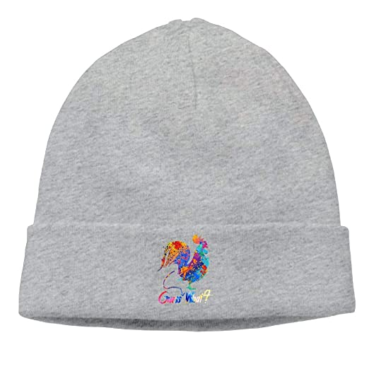 c7ce1b77791d2 Beanies Hat Mens Warm Casual Knit Skull Caps Guess What at Amazon ...