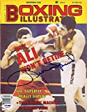Leon Spinks Signed Magazine Cover - Certified