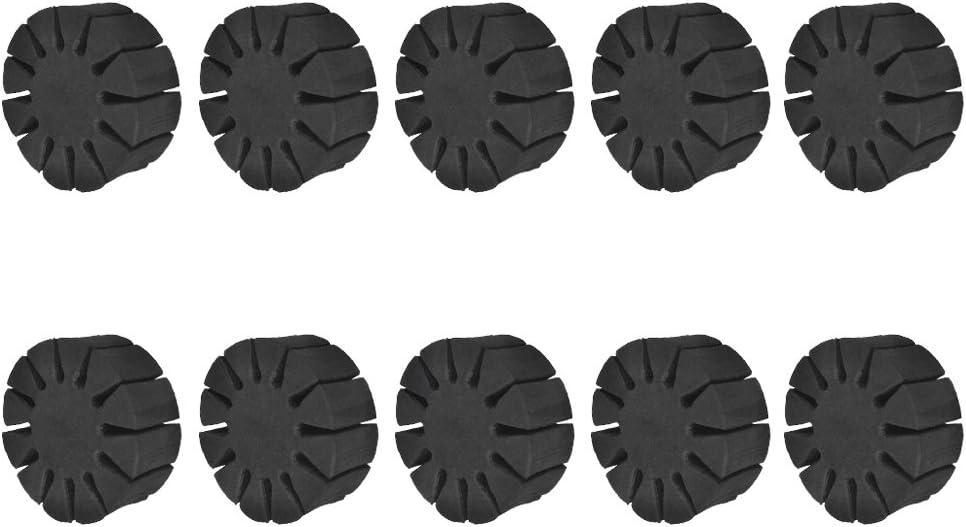 MagiDeal 10 St/ück Pfeile Separator 12 Pfeile Pfeilst/änder 10 bis 16 Str/änge f/ür Bogensport 6 St/ück Nockpunkt