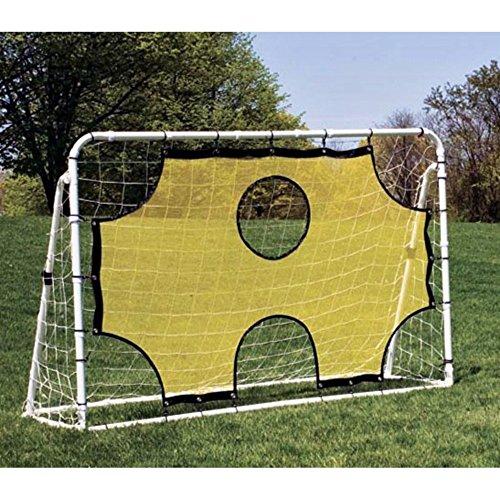 UPC 029807896456, Regent 3 in 1 Goal Rebounder Target Trainer (Steel, 6 x 4-Feet)