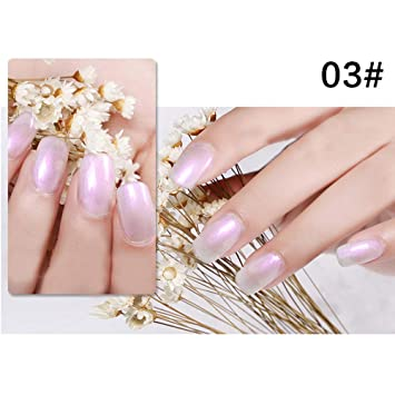 Clearance Sale! Shell Gel Nail Polish for Girls, Iuhan Womens 8ML Shell Gel Nail