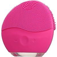 Limpiador Facial eléctrico Limpieza Profunda Recargable de Silicona Belleza Instrumento de Masaje Cepillo de Limpieza Herramienta de Limpieza de Cara