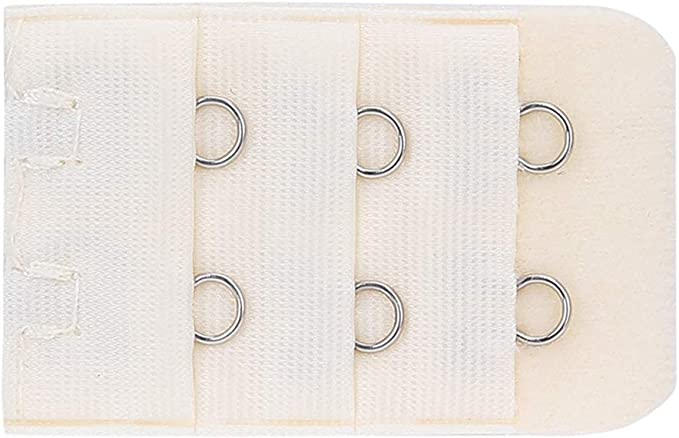 Bra Extenders Strap Back Band Extension Buckles  2 Hook 3 Rows Women Accessories