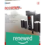 Renewed  iBall Booster BTH 5.1 Channel Multimedia Bluetooth Speakers