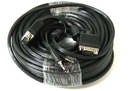 Amazon.com: Chengshang Long Home 50 Ft Svga Super Vga M ...