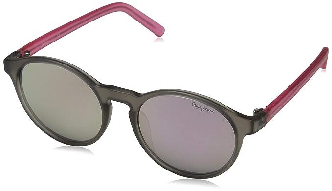 b71334f1e2 Pepe Jeans Isabel Gafas de Sol, Gris Grey, 51.0 para Mujer: Amazon.es: Ropa  y accesorios