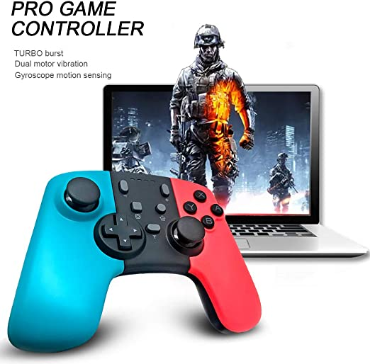 Mobiliarbus Game Controller 8581 SWH Pro para Nintendo Switch ...