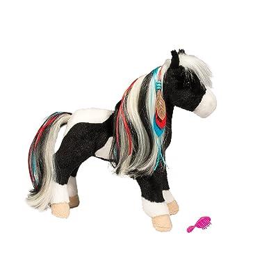 Douglas Warrior Princess Horse Plush Stuffed Animal: Toys & Games