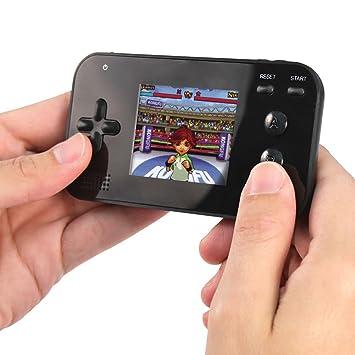 dreamGEAR Handheld Portable Arcade Video Gaming System - 220 Retro Games  Entertainment