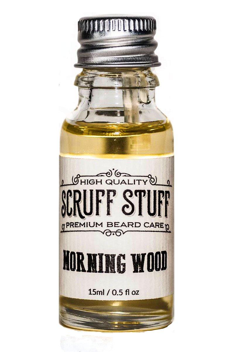 Beard Oil - Beard Conditioning Oil by Scruff Stuff - Scent: Into the Wild Scruff Stuff Beard Oil
