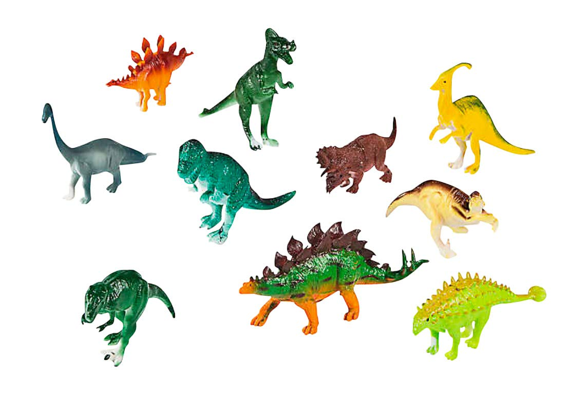 Dinosaur Kid/'s Party Favor Goody Bags for 8 Dino Lovers. 40 Pieces
