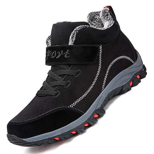eba30d9a723 AARDIMI Men and Women's Trekking Hiking Shoes Outdoor Hiking Snow ...