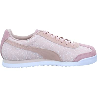 Puma Damen Sneaker Sneaker Low Roma Pebble 365519-01 rosa 469083 ...