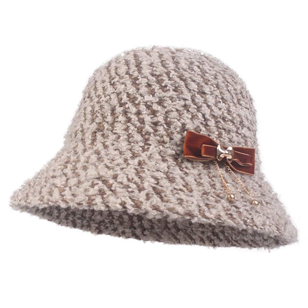 注目のブランド GLJF 漁師の帽子 GLJF、ファッション秋の冬の帽子女性の流域のキャップイギリスのドーム帽子漁師の帽子レディハットママハット (色 : A) A) B07JXRGPJ5 B07JXRGPJ5 A, カニタマチ:7e6c2210 --- svecha37.ru