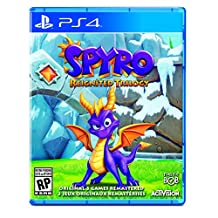 Spyro Reignited Trilogy PS4 Bilingual