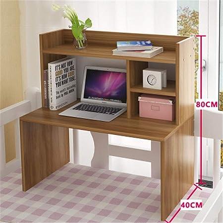 Exing Mesa de computadora portátil Mesa de Escritorio Computadora ...