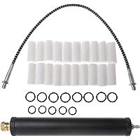 Binchil 1 set PCP compressor ?L waterafscheider voor luchtcompressor hoge druk 40Mpa 300Bar 4500Psi luchtfilter pomp