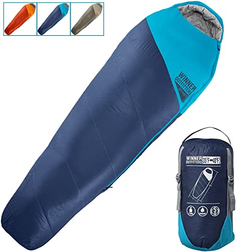WINNER OUTFITTERS Mummy Sleeping Bag